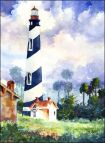 St. Augustine Lighthouse Print